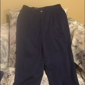 Tommy Hilfiger Pleated Pants 32x32
